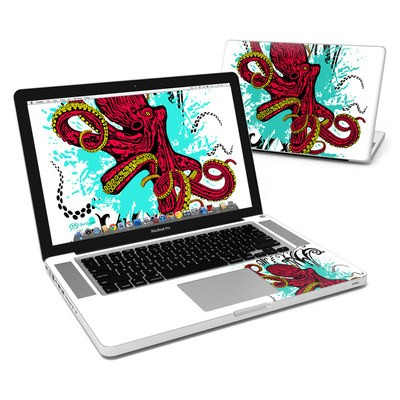 MacBook Pro 15in Skin - Octopus