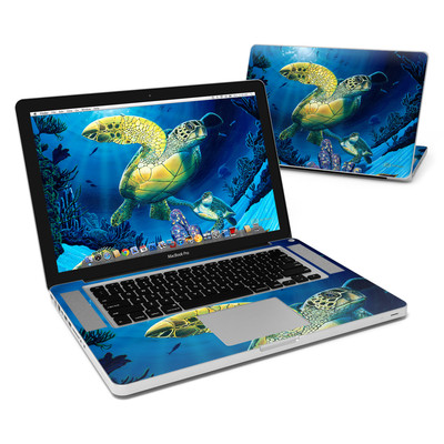 MacBook Pro 15in Skin - Ocean Fest