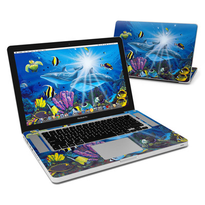 MacBook Pro 15in Skin - Ocean Friends