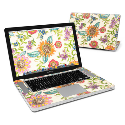 MacBook Pro 15in Skin - Olivia's Garden