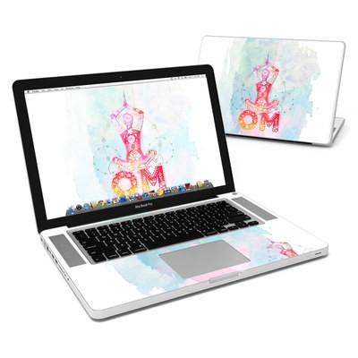 MacBook Pro 15in Skin - Om Spirit