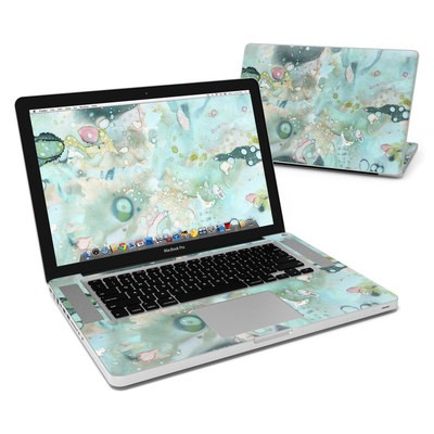 MacBook Pro 15in Skin - Organic In Blue
