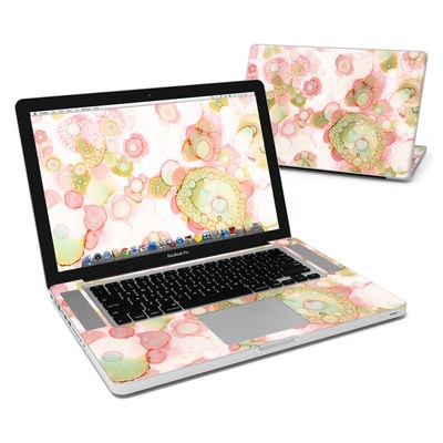 MacBook Pro 15in Skin - Organic In Pink