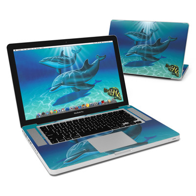 MacBook Pro 15in Skin - Ocean Serenity