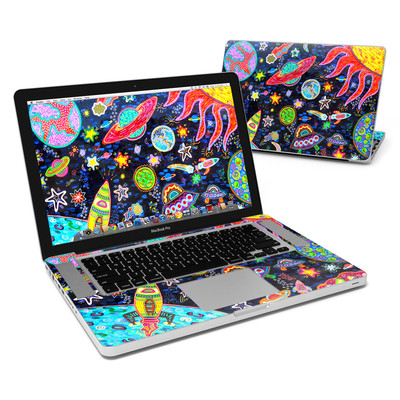 MacBook Pro 15in Skin - Out to Space