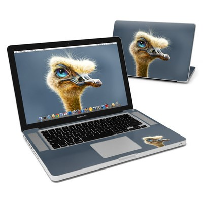 MacBook Pro 15in Skin - Ostrich Totem