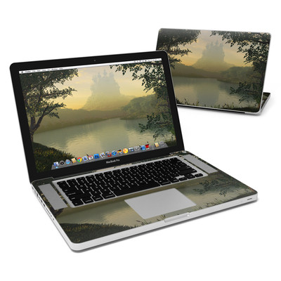 MacBook Pro 15in Skin - Once Upon A Time
