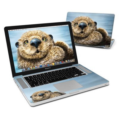 MacBook Pro 15in Skin - Otter Totem