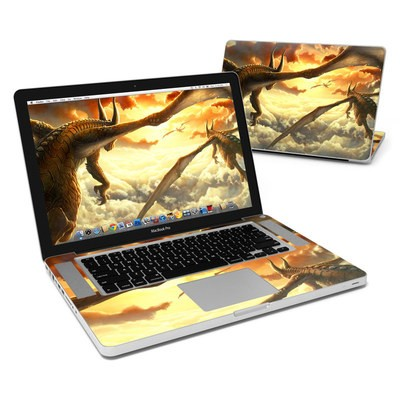 MacBook Pro 15in Skin - Over the Clouds
