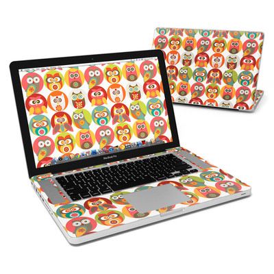 MacBook Pro 15in Skin - Owls Family