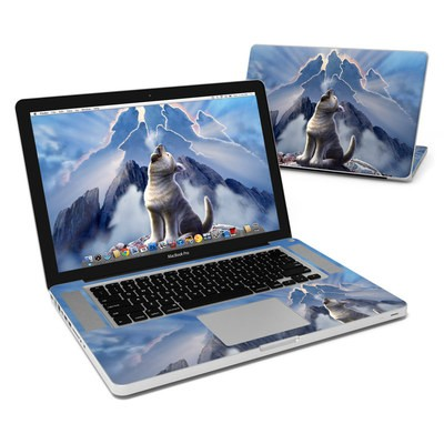 MacBook Pro 15in Skin - Leader of the Pack