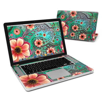 MacBook Pro 15in Skin - Paisley Paradise