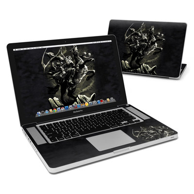 MacBook Pro 15in Skin - Pale Horse