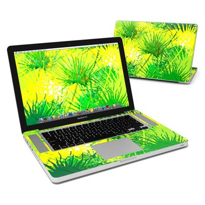 MacBook Pro 15in Skin - Palms