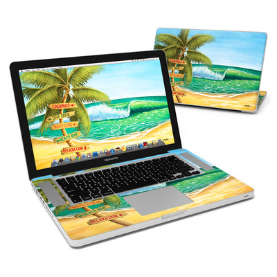 MacBook Pro 15in Skin - Palm Signs