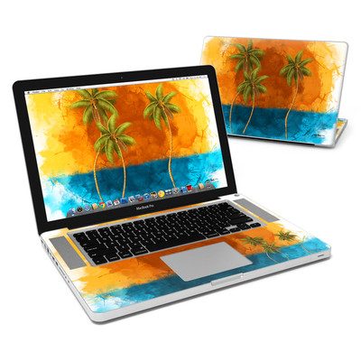 MacBook Pro 15in Skin - Palm Trio