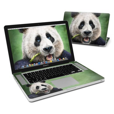 MacBook Pro 15in Skin - Panda Totem