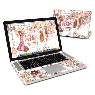 MacBook Pro 15in Skin - Paris Makes Me Happy