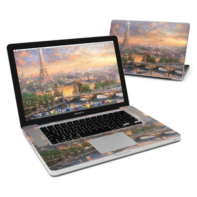 MacBook Pro 15in Skin - Paris City of Love