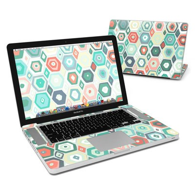 MacBook Pro 15in Skin - Pastel Diamond