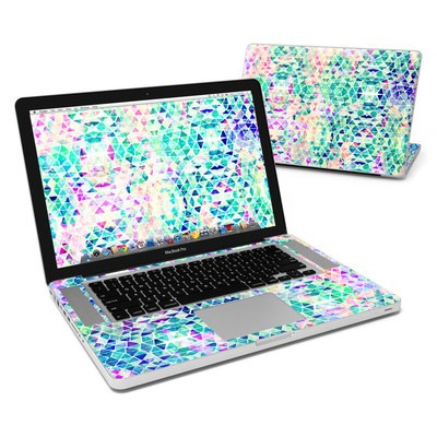 MacBook Pro 15in Skin - Pastel Triangle