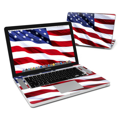MacBook Pro 15in Skin - Patriotic