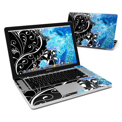 MacBook Pro 15in Skin - Peacock Sky