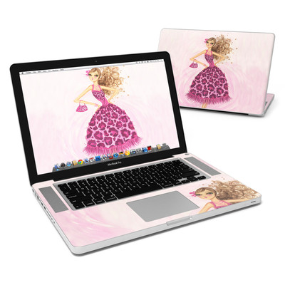 MacBook Pro 15in Skin - Perfectly Pink