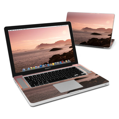 MacBook Pro 15in Skin - Pink Sea