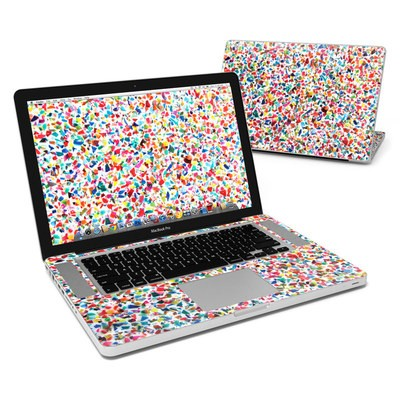 MacBook Pro 15in Skin - Plastic Playground
