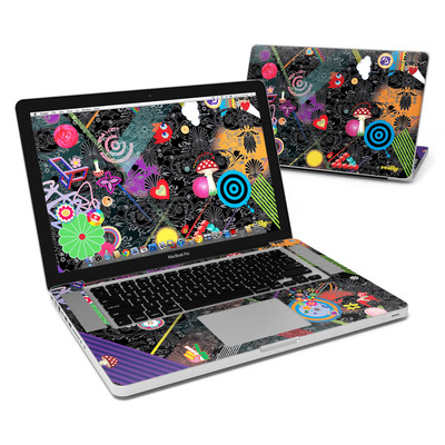 MacBook Pro 15in Skin - Play Time