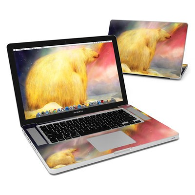 MacBook Pro 15in Skin - Polar Bear