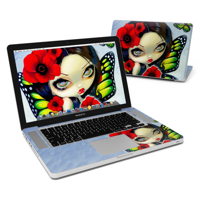 MacBook Pro 15in Skin - Poppy Magic