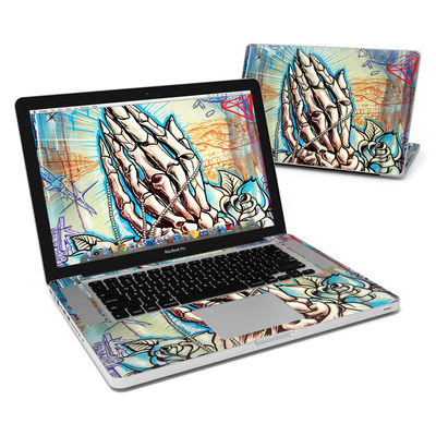 MacBook Pro 15in Skin - Por Muerte