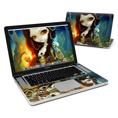MacBook Pro 15in Skin - Princess of Bones