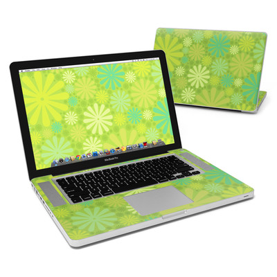 MacBook Pro 15in Skin - Lime Punch