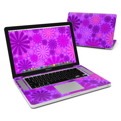 MacBook Pro 15in Skin - Purple Punch