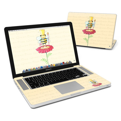 MacBook Pro 15in Skin - Queen Bee