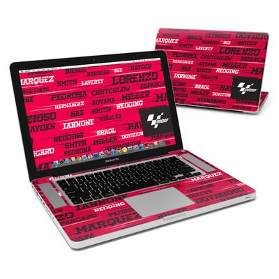 MacBook Pro 15in Skin - Racers