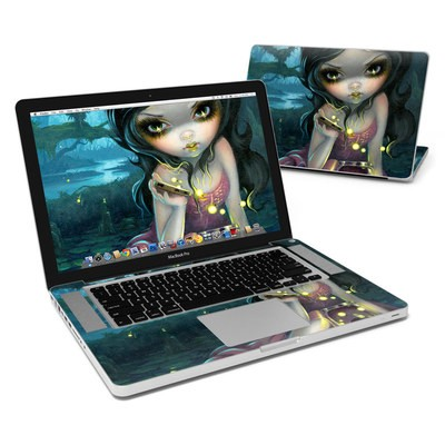MacBook Pro 15in Skin - Releasing Fireflies