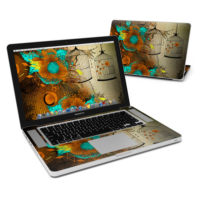 MacBook Pro 15in Skin - Rusty Lace