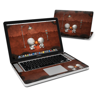 MacBook Pro 15in Skin - Robots In Love
