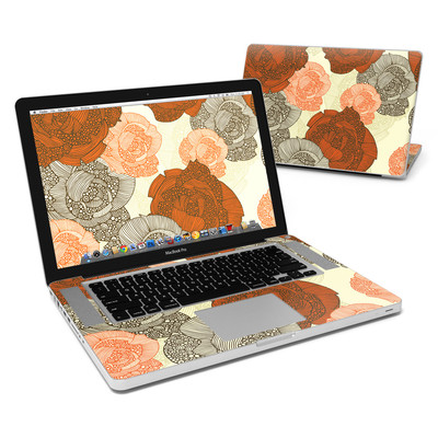 MacBook Pro 15in Skin - Roses