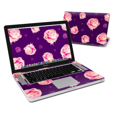 MacBook Pro 15in Skin - Rosette