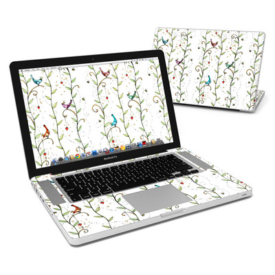 MacBook Pro 15in Skin - Royal Birds