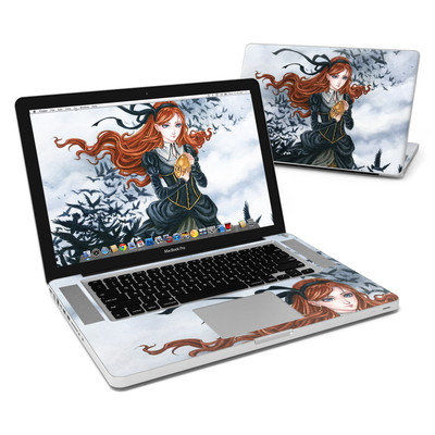MacBook Pro 15in Skin - Raven's Treasure