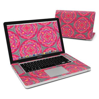 MacBook Pro 15in Skin - Ruby Salon
