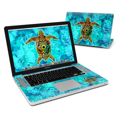 MacBook Pro 15in Skin - Sacred Honu