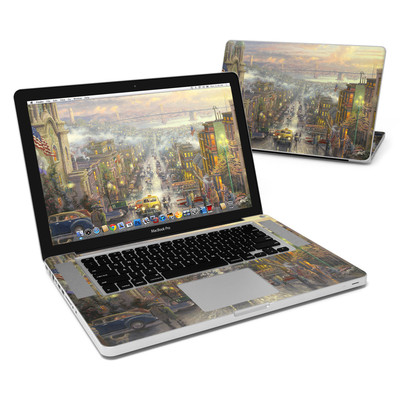 MacBook Pro 15in Skin - Heart of San Francisco