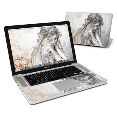 MacBook Pro 15in Skin - Scythe Bride
